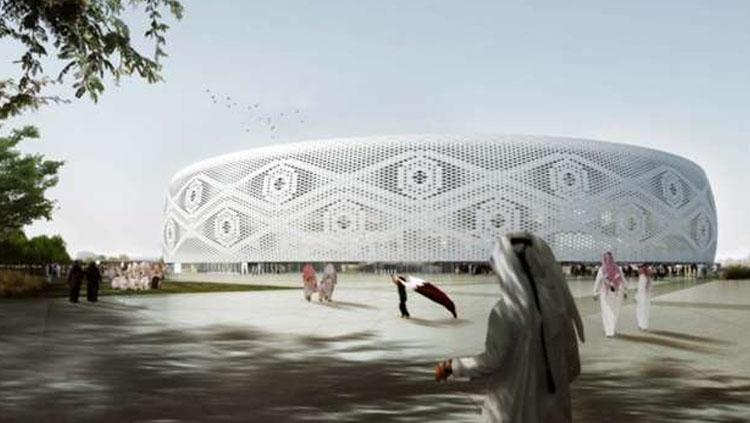 Stadion Al Thumama Copyright: Supreme Committee