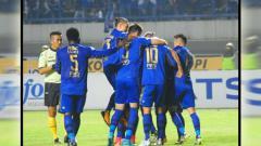 Indosport - Sriwijaya FC vs Persib bandung