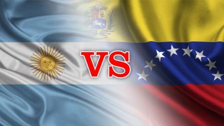 Argentina vs Venezuela, suporter Timnas mana yang lebih cantik dan seksi? - INDOSPORT