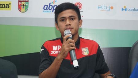Liga 2 Dihentikan, Pemain Badak Lampung Bersyukur di Bulan Ramadan. - INDOSPORT
