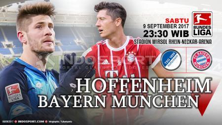Prediksi Hoffenheim vs Bayern Munchen - INDOSPORT