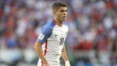 Indosport - Menapaki jejak Christian Pulisic sehingga menjadi pembuka jalan 'Generasi Emas' sepak bola Amerika Serikat berkarier di Eropa.