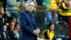 Indosport - Carlo Ancelotti angkat bicara soal kabar Nicolas Pepe yang semakin mendekat ke Arsenal ketimbang Napoli.