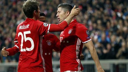 Bayern Munchen. - INDOSPORT