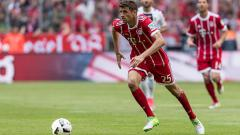 Indosport - Thomas Muller, striker Bayern Munchen.