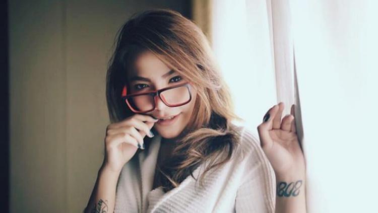 Model cantik, Chechylia Soo. Copyright: Instagram@chechyliasoo
