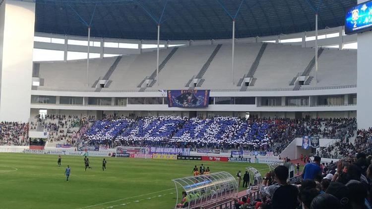 Stadion Batakan. Copyright: twitter.com/riswantakdir