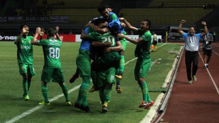 Klub Liga 1 Bhayangkara FC baru saja menjadi juara di turnamen internasional, Siem Reap Super Asia Cup 2020 di Kamboja, dua hari lalu. - INDOSPORT