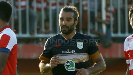 Jose Coelho, marquee player Persela Lamongan. - INDOSPORT