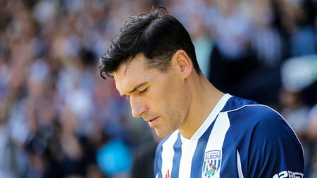Gareth Barry. - INDOSPORT