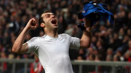 Eks Inter Milan, Goran Pandev, mengatakan bahwa ia tak mau pulang ke raksasa Serie A Liga Italia tersebut meski pernah turut menyumbang gelar Liga Champions. - INDOSPORT