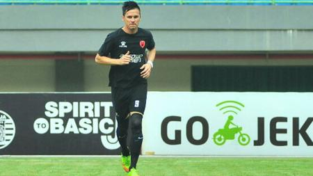 Pavel Purishkin diminta kembali ke PSM Makassar. - INDOSPORT