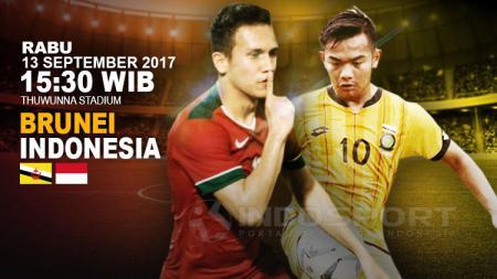 Prediksi Brunei vs Indonesia. - INDOSPORT