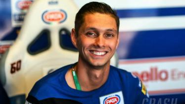 Michael van der Mark yang gagal menggantikan Valentino Rossi. - INDOSPORT