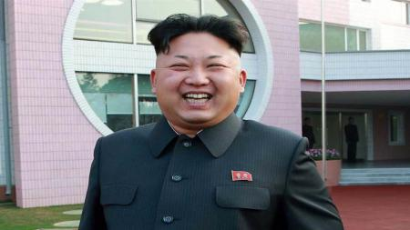 Pemimpin tertinggi Korea Utara, Kim Jong-un, dilaporkan mengidolai dua klub sepak bola Eropa, Inter Milan dan Manchester United - INDOSPORT