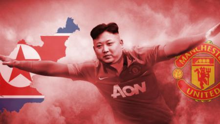 Kim Jong-un ternyata dukung dua tim raksasa Eropa sekaligus. - INDOSPORT