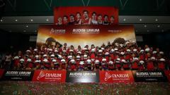 Indosport - Audisi PB Djarum