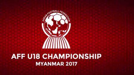 Logo Piala AFF U-18 2017. - INDOSPORT