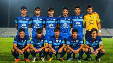 Skuat Chonburi FC. - INDOSPORT
