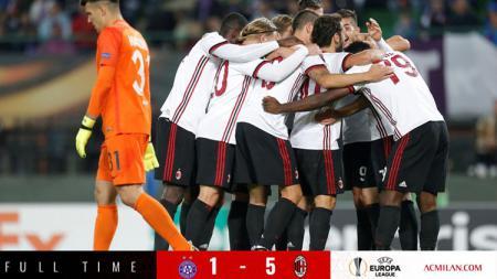 AC Milan. - INDOSPORT