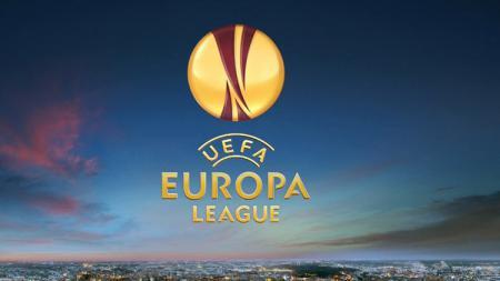Logo Liga Europa. - INDOSPORT
