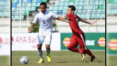 Indosport - Indonesia vs Thailand