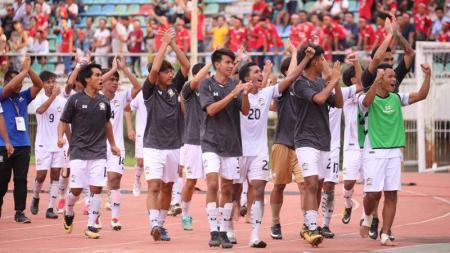 Timnas Thailand U-19. - INDOSPORT