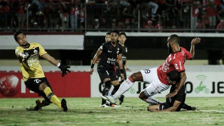 Bali United vs Persija Jakarta - INDOSPORT