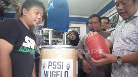 Wakil Ketua DPRD Provinsi Jawa Barat, Haris Yuliana mendukung langkah Bobotoh. - INDOSPORT