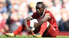 Indosport - Sadio Mane kesal dengan pernyataan palsu terkait dirinya.