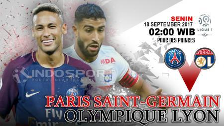 Prediksi Paris Saint-Germain vs Olympique Lyon. - INDOSPORT