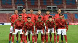 Skuat Timnas Indonesia U-16.
