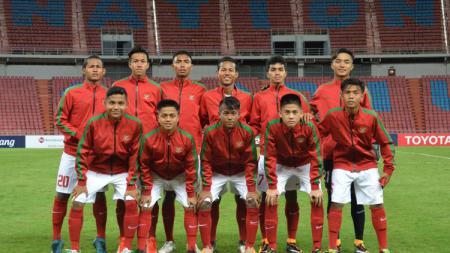 Skuat Timnas Indonesia U-16. - INDOSPORT