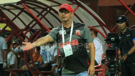 Pelatih Madura United, Gomes De Oliviera. - INDOSPORT