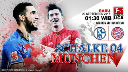 Prediksi Schalke 04 vs Bayern Munchen - INDOSPORT