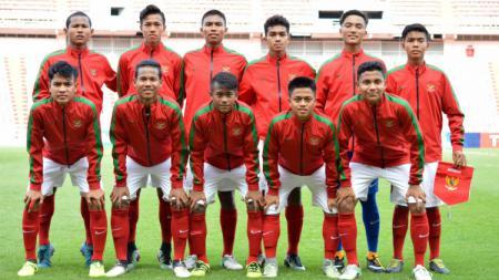 Skuat Timnas Indonesia U-16 Jelang Kontra Timor Leste - INDOSPORT