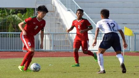 Gelandang Timnas Indonesia U-16, Rendy Juliansyah. - INDOSPORT