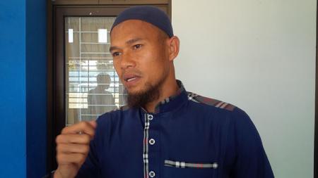 Bek Persib Bandung, Supardi Nasir. - INDOSPORT