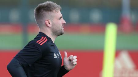 Ingin Liga Inggris Dihentikan, Luke Shaw: Fans Sangat Penting! - INDOSPORT