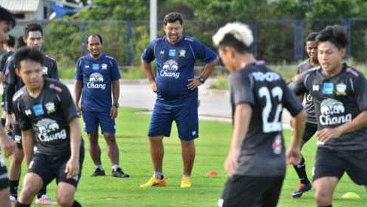 Timnas U-16 Thailand Copyright: Internet