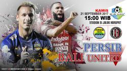 Prediksi Persib Bandung vs Bali United.