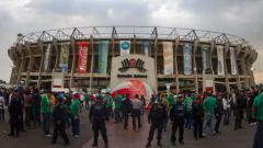 Indosport - Berikut profil calon venue Piala Dunia 2026 di Meksiko, Eztadio Asteca.