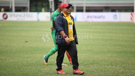 Kandidat pelatih Persik Kediri, Iwan Setiawan mengaku selalu memantau perkembangan tim tersebut sejak di Liga 2. - INDOSPORT