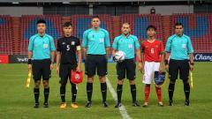 Indosport - Timnas Indonesia U-16 mengalahkan Thailand dengan skor 1-0.