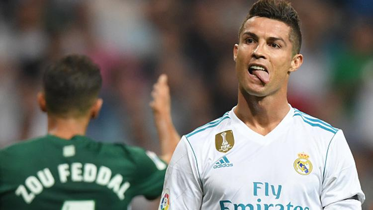 Real Madrid vs Real Betis. Copyright: INDOSPORT