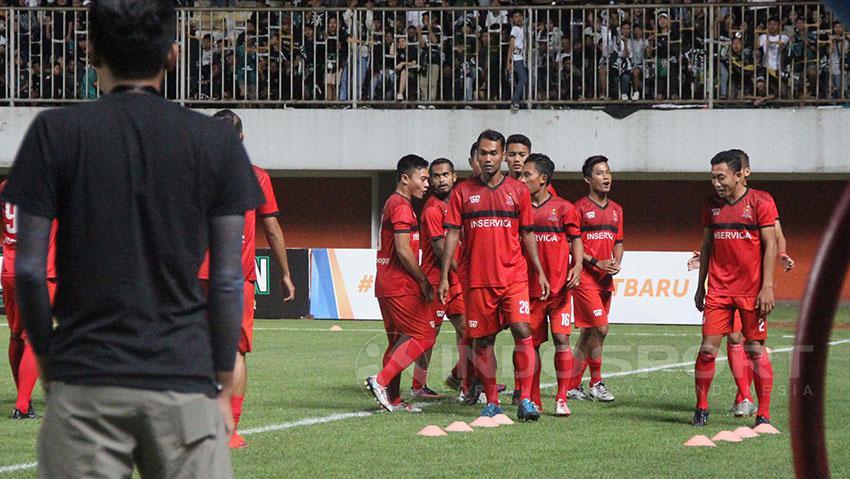 Berkualitas, Para Pemain Persijap Laris Manis Dipinjam Klub Yang Lolos 16 Besar. Copyright: Arief Setiadi/Indosport.com