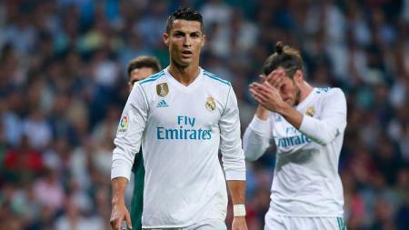 Real Madrid kembali gagal meraih poin penuh di kandang sendiri. - INDOSPORT