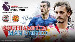 Prediksi Southampton vs Manchester United.