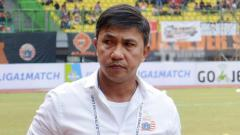 Indosport - Asisten Manajer Persija Jakarta, Ardi Tjahjoko.