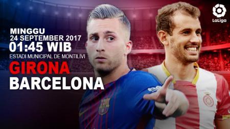 Prediksi Girona vs Barcelona. - INDOSPORT